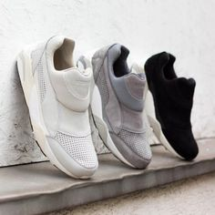 puma × stampd trinomic sock