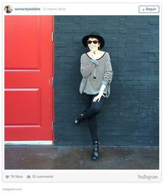 The Senior Style Bible Over 50 Womens Fashion, Fashion Over 40, Audrey Hepburn Style, 50 And Fabulous, Advanced Style, Old Women, Fashion Addict, Looking For Women, Stylish Outfits
