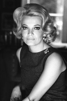 gena rowlands  what a classic.....Laurie loves this