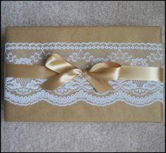 Bridesmaids Gift Vintage Gift Wrap Rustic Gift Wrap