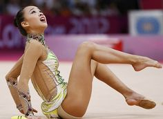 Son Yeon-jae KTM is a South Korean individual rhythmic gymnast. A member of the South Korean national gymnastics team, based in Taereung, Seoul Gymnastics Events, Gymnastics World, Gymnastics Photos, Gymnastics Photography, Rhythmic Gymnastics, Gymnastics Team, Rio Olympics 2016, Summer Olympics, Gym Clothes Women