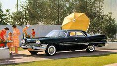 1960 Dodge Dark Phoenix.
