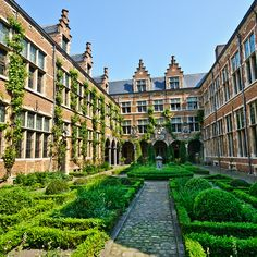 Check out this slideshow UNESCO-Listed Printing Museum in Antwerp in this list Must-Visit UNESCO World Heritage Sites