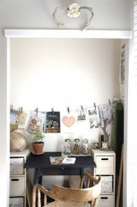 No-frame ideas for hanging wall art.   Style It Like You Stole It