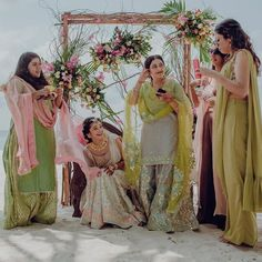 10 Things We Will Definitely Miss About Big Fat Indian Weddings Indian Wedding Ceremony, Big Fat Indian Wedding, Indian Weddings, Destination Wedding Photographer, Destination Weddings, Bridesmaid Dresses, Wedding Dresses, Beach Day, Celebrity Weddings