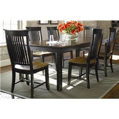 Lake norris knoxville furniture on pinterest tennessee for Dining room tables knoxville tn