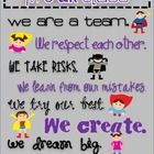 "FREE These ""In Our Classroom"" posters make a wonderful addition to any classroom. You can use them in place of your own classroom rules, or add them to ..."