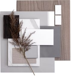 Put your ideas in a moodboard and let your interior design projects become reality. Mood Board Interior, Interior Design Boards, Interior Styling, Moodboard Interior Design, Zen Design Interior, Conception Zen, Zen Interiors, Interior Design Presentation, Material Board