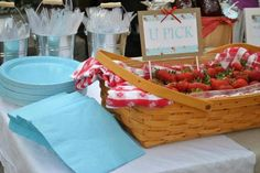 Hostess with the Mostess® - Strawberry Patch Party
