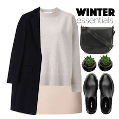 """""""Winter Essentials - Polyvore Contest"""" by evangeline-lily ❤ liked on Polyvore featuring moda, Dsquared2, Le Ciel Bleu, MSGM, Miu Miu, Liebeskind e winteressentials"""