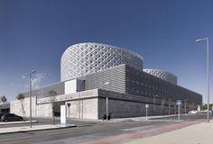 Rey Juan Carlos Hospital,© Alfonso Quiroga