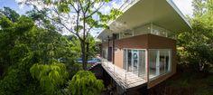 Indigo Arquitectura Designs a Home Nestled in Dense Forest in Estrada, Costa Rica