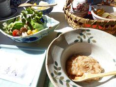 """Prima colazione di """"Senjukaku""""(Hotel), Kanbayashi-Onsen(Terme) Nagano Japan"""