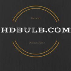 HDBULB.COM- Premium Domain Name -.com, GoDaddy.com and Brandable Domain