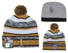 2014 Nouveau NFL New Orleans Saints Bonnets 233 Pas Cher : Casquette Pas Cher