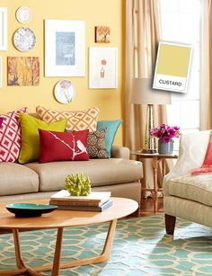 Top 5 Home Decor Color Trends 2015 - Toasted Almond