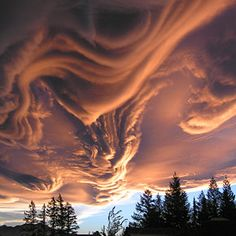 Rare Cloud Formations You Haven't Seen Before