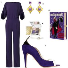LoppStyle Wardrobe Inspiration: The Color Purple