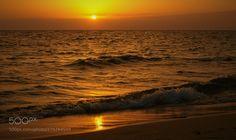 Golden sunset by JardaVale via http://ift.tt/2sjHjeA
