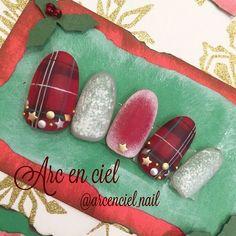 デートにぴったり♡大人可愛いクリスマスネイルデザイン厳選50枚♡2015年冬ネイル♡ | Jocee