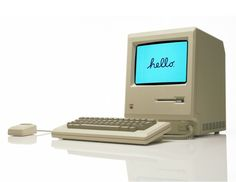 Macintosh: 27 Years Old....ME TOOO....almost ;)....glad I'm not outdated!