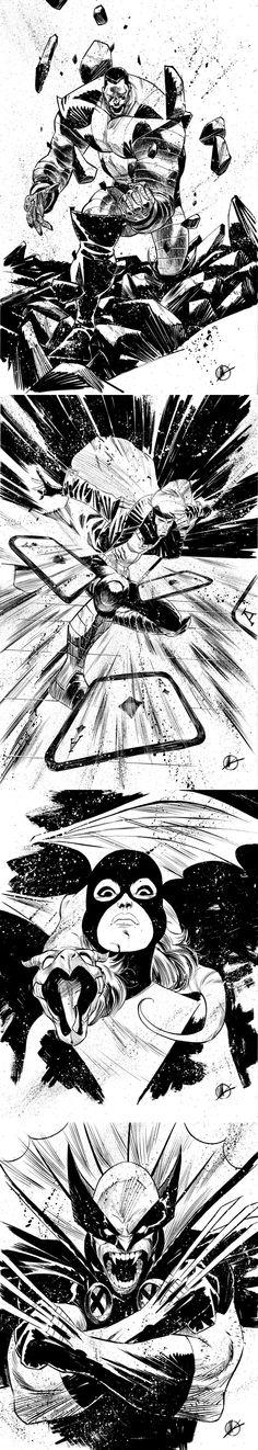 X-men | Matteo Scalera