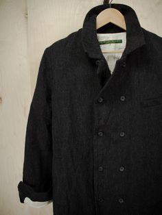Jacket in black by Paul Harnden <3
