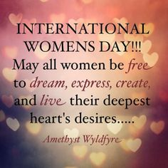 International Womens Day Quotes 148 Best International Women's Day should be everyday images  International Womens Day Quotes