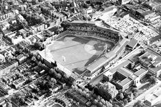 Griffith Stadium -Tenants: Washington Nationals/Senators (MLB), Washington Redskins (NFL) -Capacity: 27,410 -Surface: Grass -Cost: Unknown -Opened: April 12, 1911 -Closed: September 21, 1961 -Demolished: January 1965