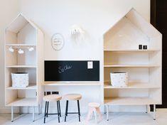 Une chambre digne d'une petite princesse à cornes - Damask & Dentelle blog