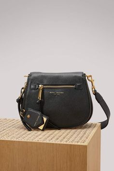 6b6cb6bd05d0 Marc Jacobs Recruit Small Nomad Saddle Handbag Saddle Handbags, Saddle Bags,  Marc Jacobs,