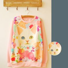 Amazing cat sweater