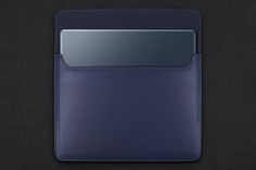 CLEMT | Pouch Macbook leather Pouch