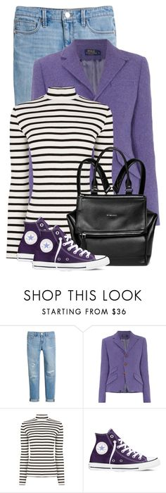 """""""old days"""" by ecem1 ❤ liked on Polyvore featuring White House Black Market, Oasis, Converse and Givenchy"""