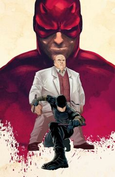 Daredevil by Danny Rhodes
