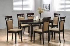 Dining tables http://topdiningrooms.blogspot.com/2013/10/best-dinning-room-table-sets.html