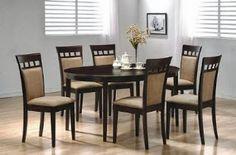 Dining tables http://topdiningrooms.blogspot.com/2013/10/best-dinning-room-table-sets.html