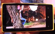 Samsung Galaxy S3 vs. Nokia Lumia 920 Camera
