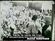 KATEB YACINE on May 8th 1945 in ALGERIA - YouTube