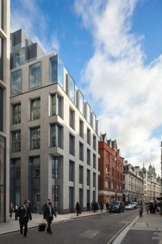 Bureau on Fetter Lane, London - e-architect
