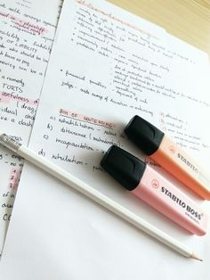 Exam time studying