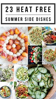 23 Delicious Side Dishes You Can Make Without Turning On Your Stove