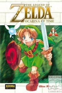 The Legend of Zelda Ocarina of Time (Spanish Edition) « Library User Group The Legend Of Zelda, Akira Himekawa, Top Manga, Comic Manga, Hero Time, Manga Covers, High Fantasy, Comic Book Heroes, Cartoon