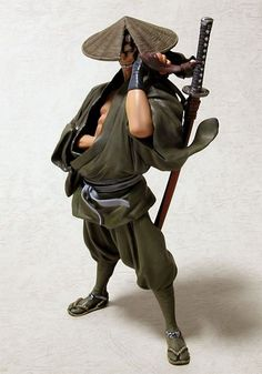 Jubei Ninja Scroll toy