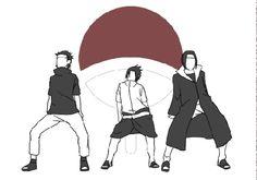 Oppa Sasuke Style