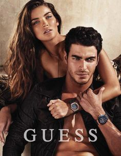 GUESS Fall/Winter 2014 Accessories Campaign image Guess Fall Winter 2014 Campaign 003