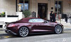 Aston Martin Vanquish Volante #AstonMartinVanquish