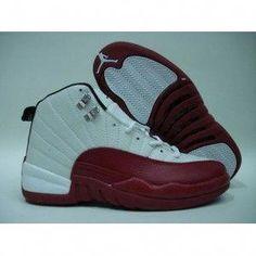 free shipping 9f3f0 f2580 Air Jordan 12 Retro varsity red white -.Nike Air Jordan 12 (XII)