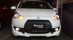 Sport Facelift Mitsubishi Mirage, Cars, Sports, Autos, Excercise, Sport, Automobile, Car, Trucks
