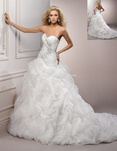 Maggie Sottero Wedding Dresses - Style London J1518